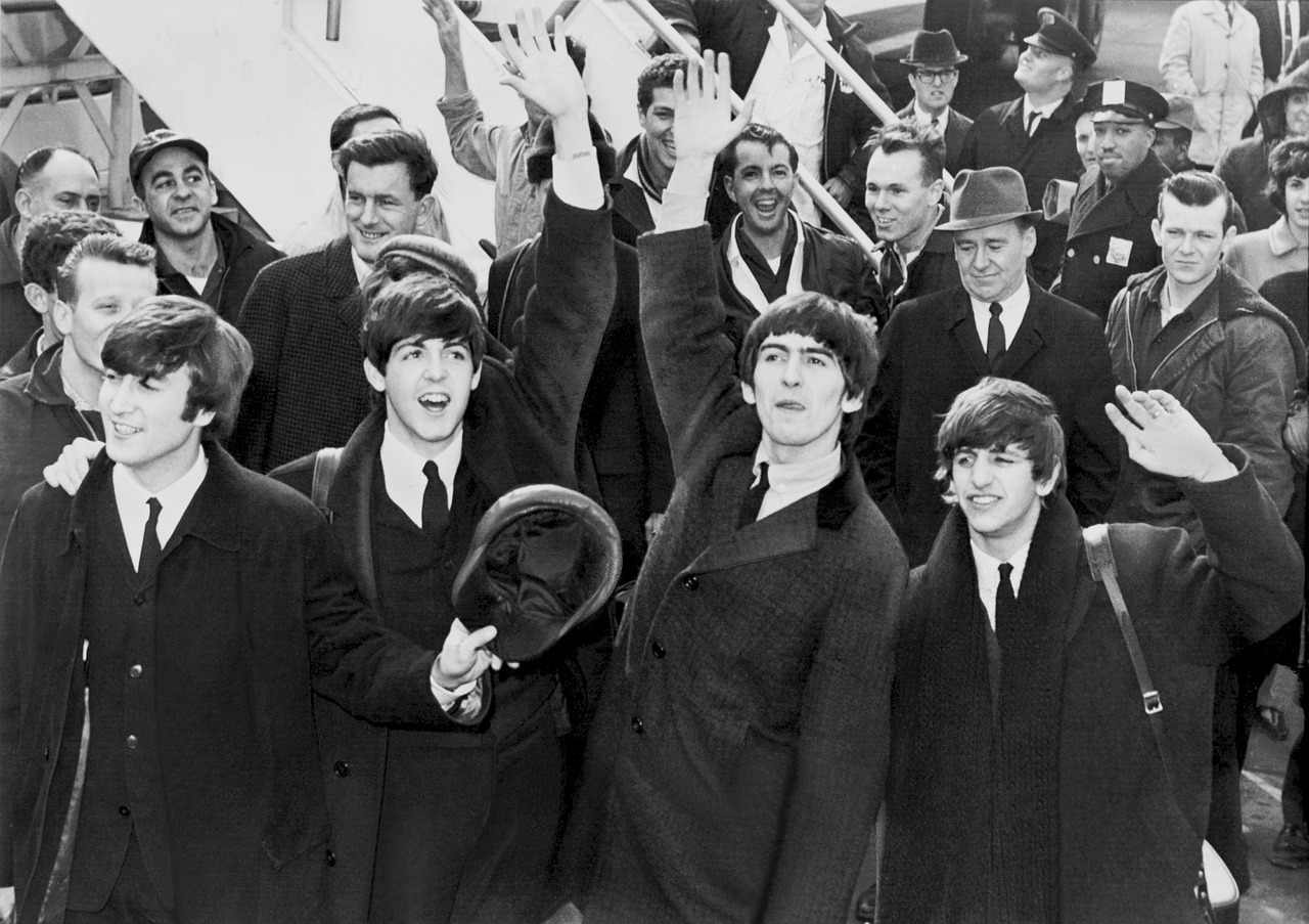 The Beatles are the ultimate wacky team building experience