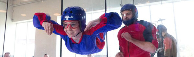 iFly team building training_3