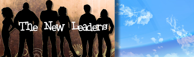New Leaders: Youth Leadership Training for These Times